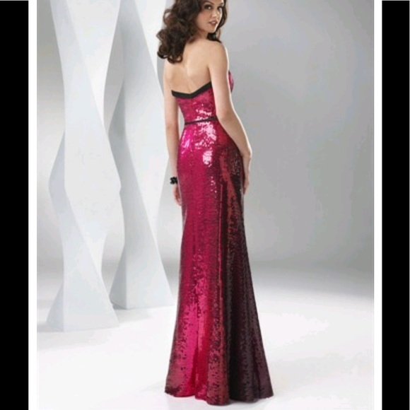 4a8be0b30ad Flirt gorgeous sequin prom dress